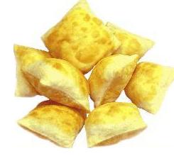 Torta fritta, gnocco fritto, chisolino
